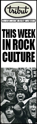 Every week we pay TRIBUT to the legends in music and pop culture. See what interesting things happened during the week of February 5 to 11. Click to view Tribut's This Week In Rock Culture. Featuring the Beatles.