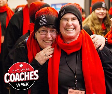 National Coaches Week thanks