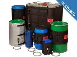 Drum & IBC Heating Jackets