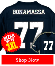 Joe Bonamassa Football Jersey
