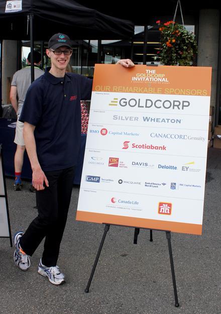 Goldcorp Invitational 2014