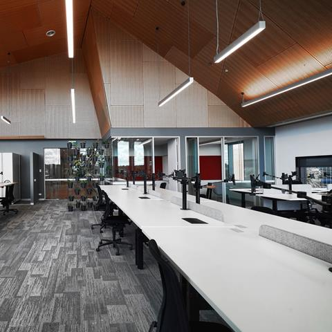 Ballarat Gov Hub furnished with over 1000GECACertified Products!