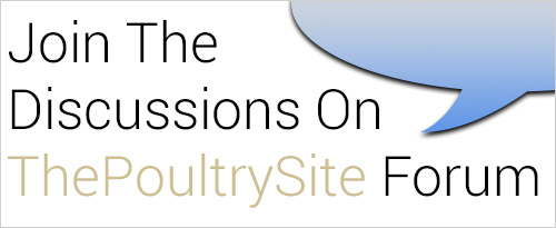 Join the discussions on ThePoultrySite Forum