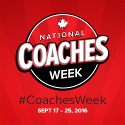 National Coaches Week 2016