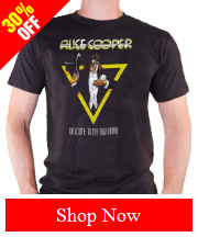 Tribut Apparel - ALICE COOPER - MY NIGHTMARE (MEN)