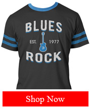 Joe Bonamassa '47 JB Graphite Pick N Roll Tee (Men)