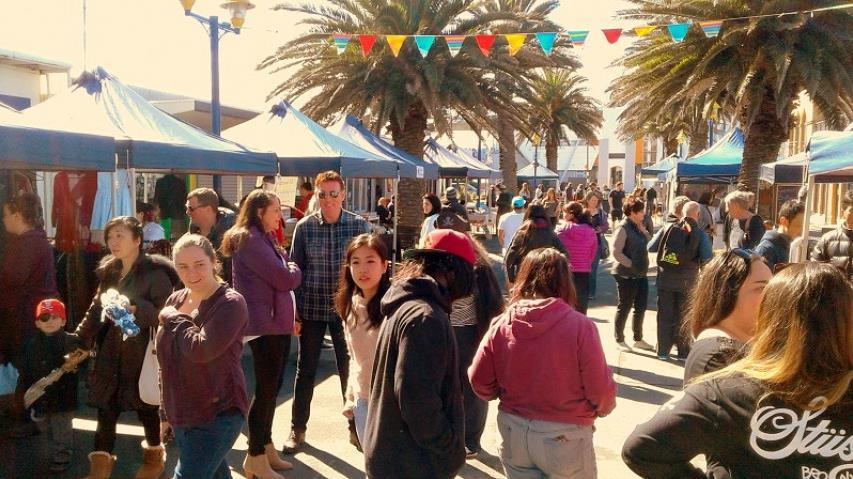 New Brighton Seaside Markets