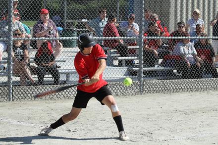 Special Olympics BC softball