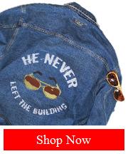 Tribut Elvis Never Left Jacket