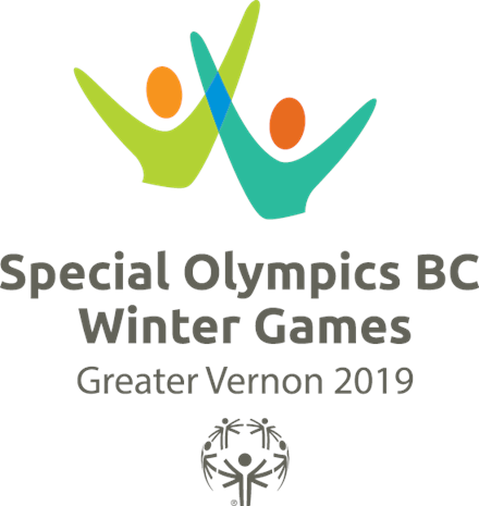 2019 Special Olympics BC Winter Games logo