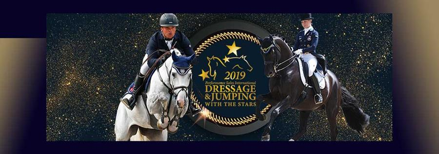 PSI Dressage & Jumping with the Stars 2019