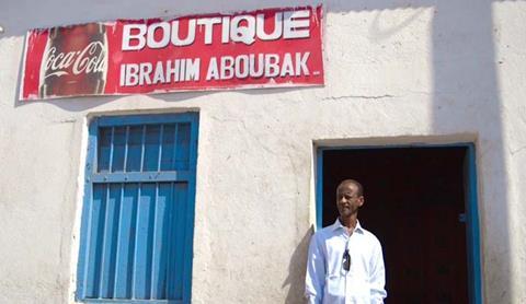 Portrait d'Ibrahim Aboubaker à Tadjourah