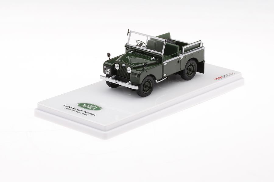 'Land Rover Series l 1954 Winston Churchill