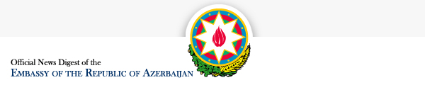 Azerbaijan News Digest