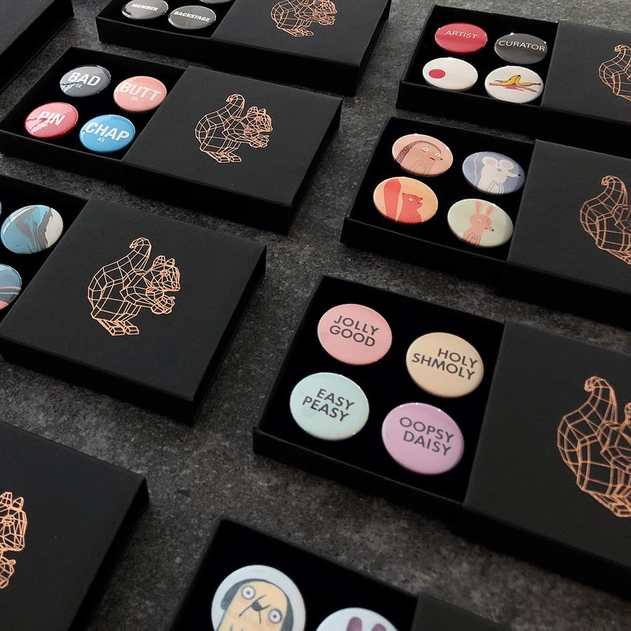 Stereohype's 15th anniversary matchbox-style gift boxes for all