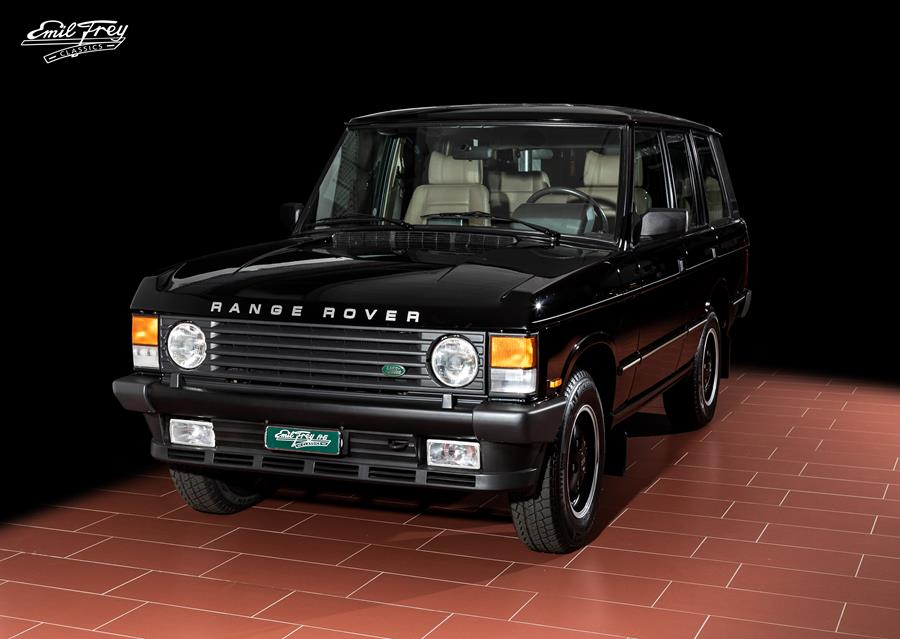 Land Rover Range Rover 3.9 Vogue SEi 1990