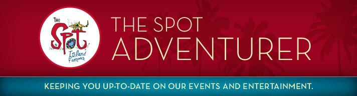 The Spot Adventurer